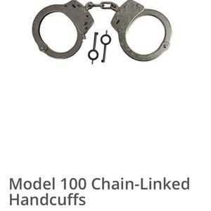 Smith & Wesson Other - Smith & Wesson Handcuffs-M100